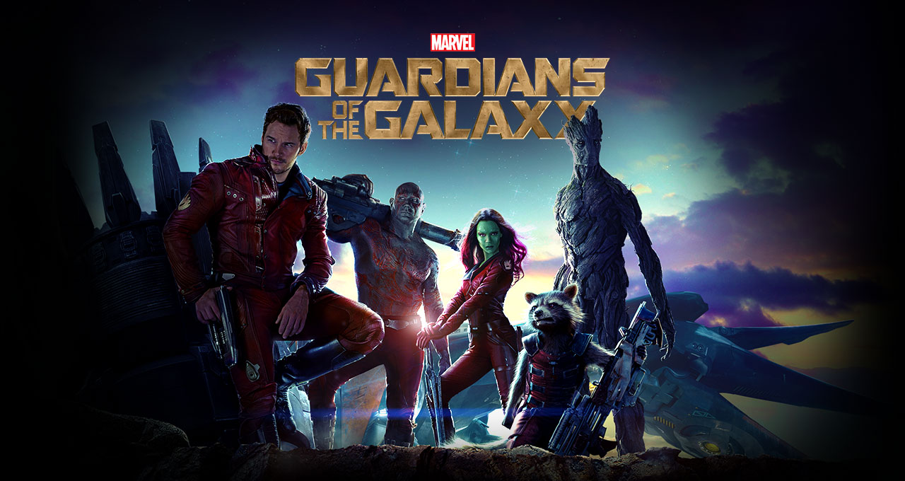 Review film Guardian of the Galaxy