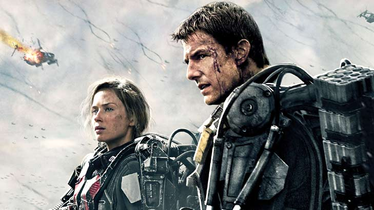 Review Film Edge of Tomorrow : Live. Die. Repeat