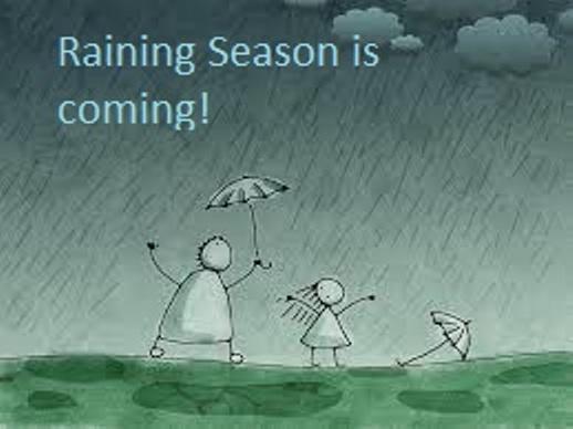 Musim hujan? Apa saja yang harus disiapkan?!