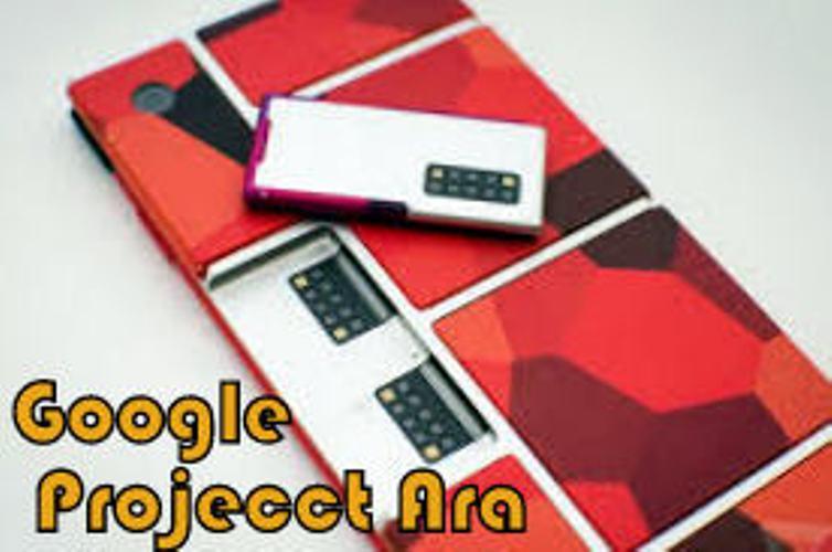 Itu Handphone? Puzzle? Lego? Bukan, ini adalah Project Ara!