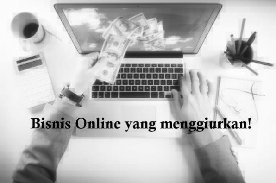 Bisnis Online yang bisa kamu coba!