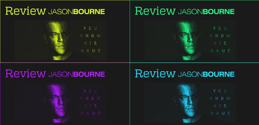 Review Film Jason Bourne : Dendam sepuluh tahun
