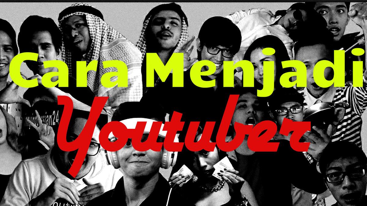Mau Jadi Youtubers di Indonesia? Kuasai Dulu Lima Hal Ini!