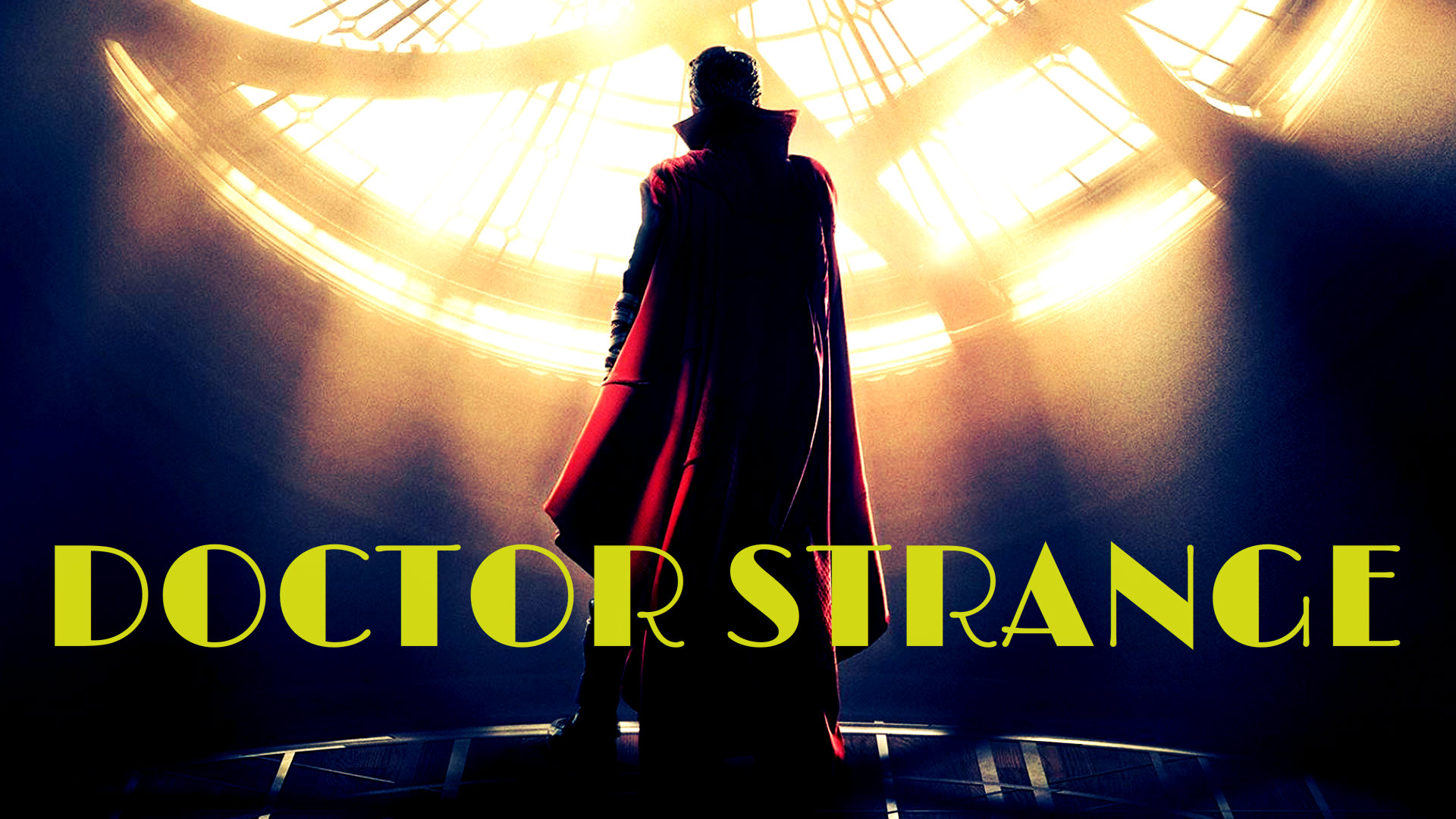 Review Film Doctor Strange The Sorcerer Supreme