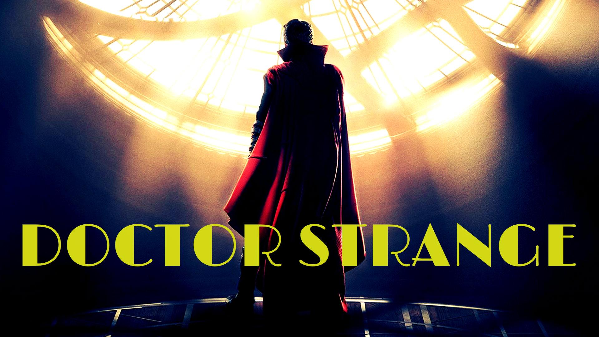 Review Film Doctor Strange The Sorcerer Supreme