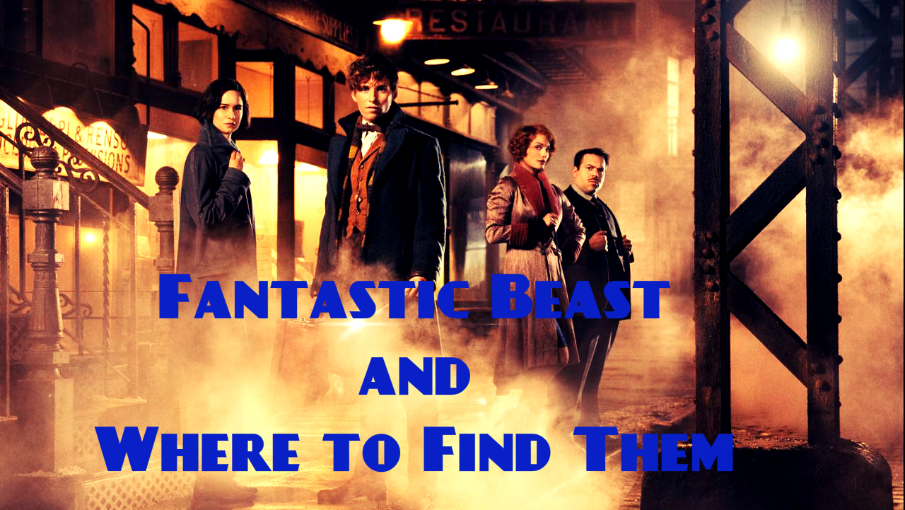 Review Film Fantastic Beast And Where To Find Them